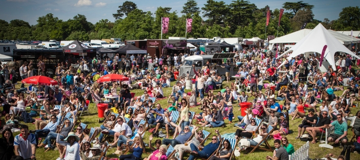Win Tickets to Edinburgh Foodies Festival