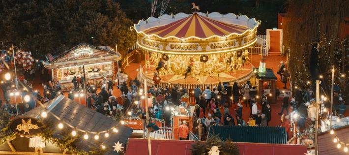 10 Top Edinburgh Family Days Out this Christmas