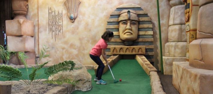 Review: Paradise Island Adventure Golf