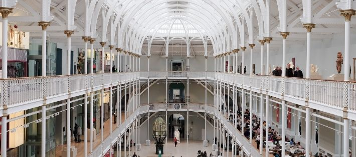 Best Things for Kids at the National Museum of Scotland