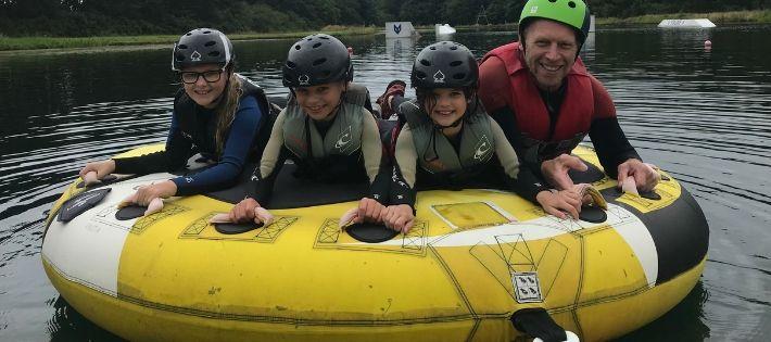 High Adrenaline Adventures at Foxlake Adventures
