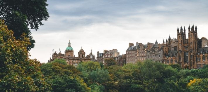 Five free things to do in Edinburgh this October