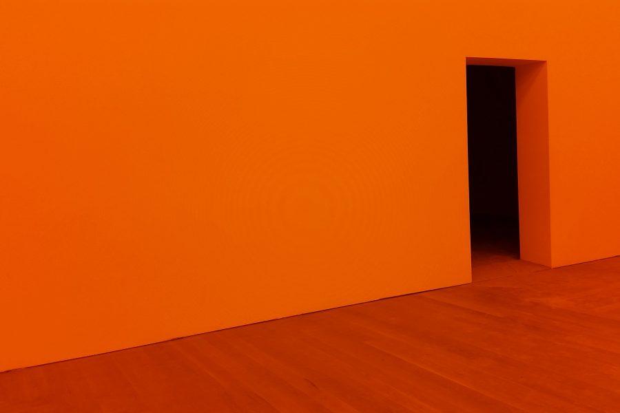 Using colour in your interiors: Orange