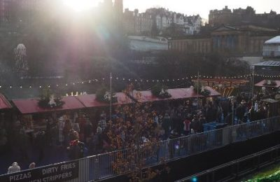 Edinburgh's Christmas with Kids
