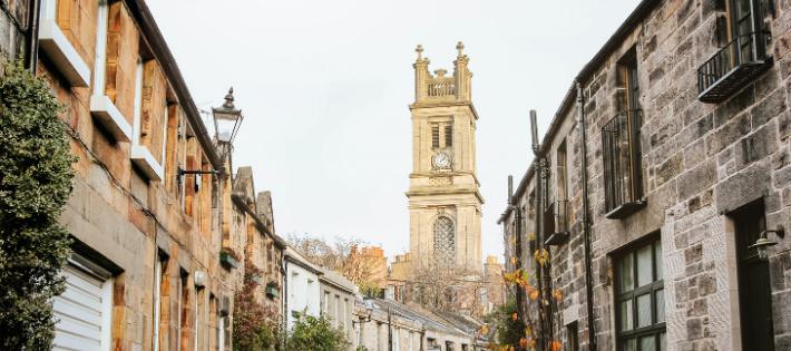 We explore… Stockbridge & Dean Village