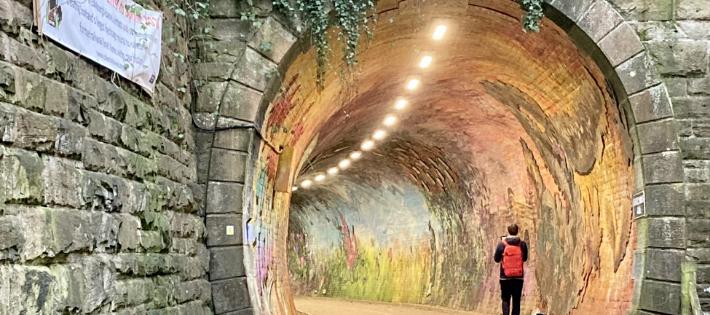 We Explore… Colinton Tunnel