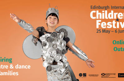 Edinburgh Children's Festival is back!